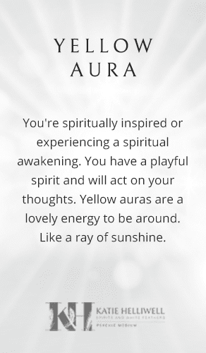 Aura Colour Meanings | Katie Helliwell Psychic Medium